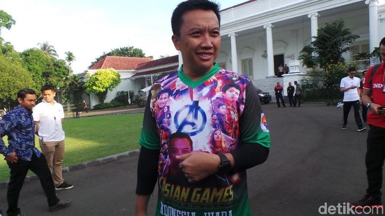 Promosi Asian Games, Menpora Jadi Thanos