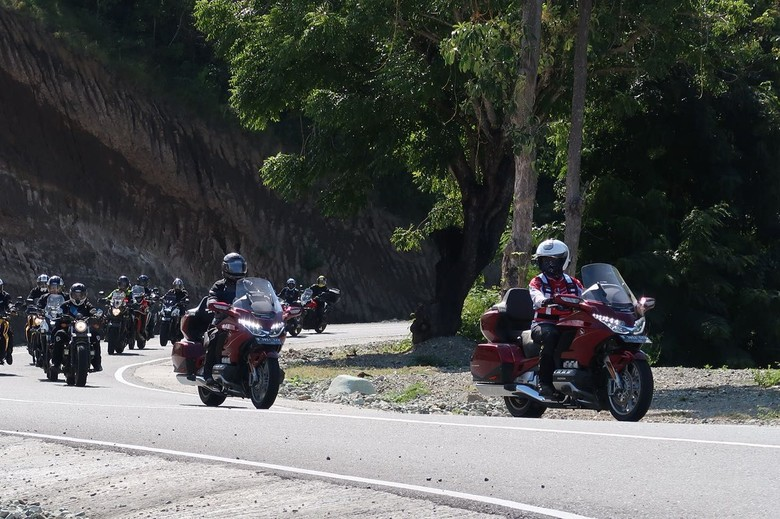 Ilustrasi touring motor gede. Foto: Dok. Astra Motor