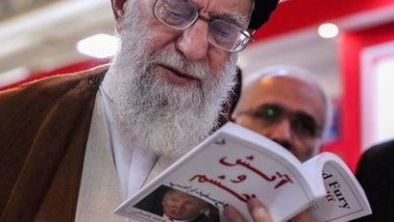 Apakah Pemimpin Tertinggi Iran Ayatollah Khamenei Pojokkan Trump?