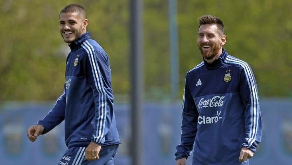 Argentina Umumkan Skuat Sementara untuk Piala Dunia 2018