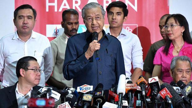 Terpilihnya Mahathir Mohamad sebagai perdana menteri Malaysia pada 2018 bisa 'mendukung' Liverpool juara Liga Champions musim ini.