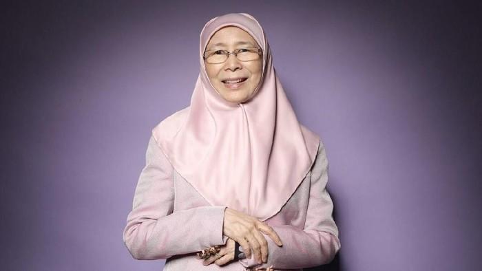 Wakil PM Malaysia, Wan Azizah Wan Ismail (Twitter/@drwanazizah)