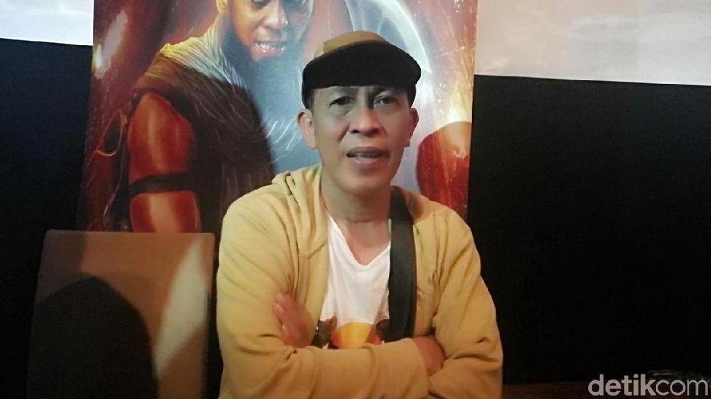 Syuting Wiro Sableng, Yayu Unru Takut Ketinggian