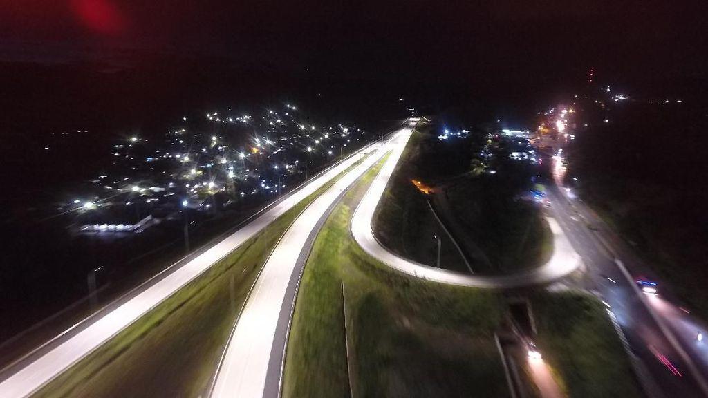 Tol Bakauheni-Terbanggi Besar 148 Km Diresmikan Akhir Desember