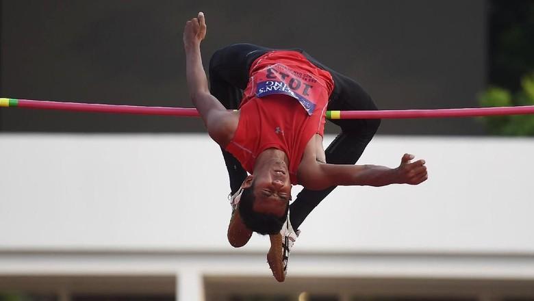 Jawa Timur Kembali Juara Umum Kejurnas Atletik 2018