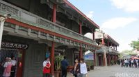 Suasana Hui Ethnic Snacks Street (Fitraya/detikTravel)