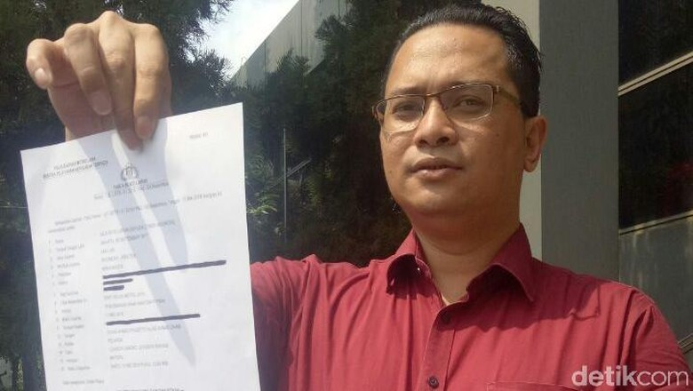 Ahmad Dhani Kembali Dilaporkan ke Polisi