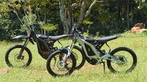 Motor Trail Bertenaga Listrik Buatan Semarang