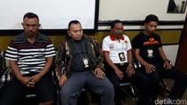 Empat Anggota LSM Ini Diamankan karena Peras Pengusaha Sapi