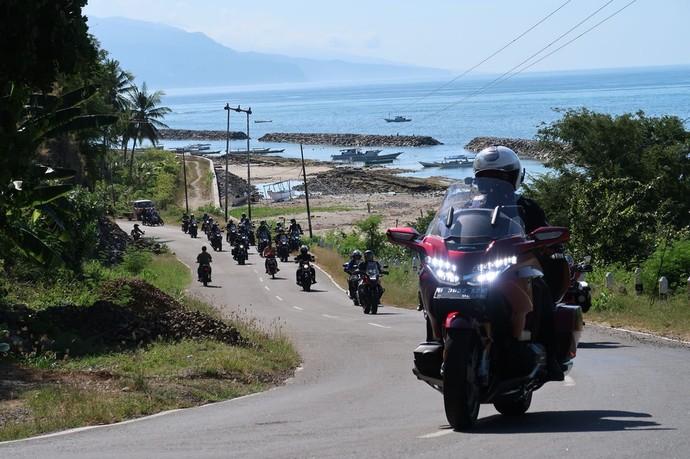 Moge yang Ditaksir Jokowi Diajak Touring di Timur Indonesia