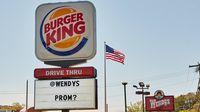 Lucunya! Burger King Ajak Wendy's Untuk Pergi Ke Pesta Prom Bersama