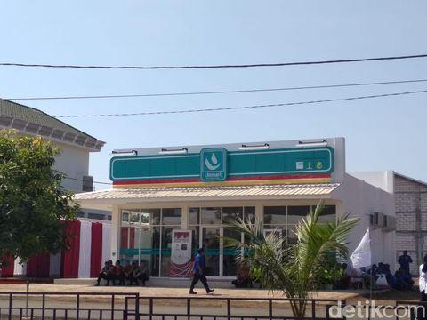 Gerai Umat Mart di Pasuruan yang akan diresmikan Presiden Jokowi
