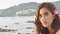 Liburannya Si Artis Cantik Thailand, Praya Lundberg