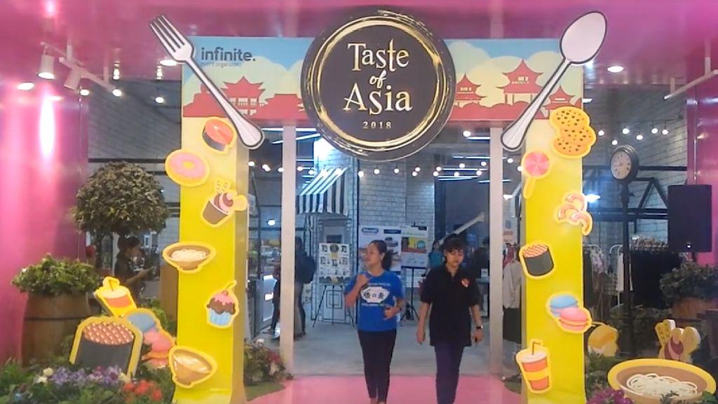 Berburu Kuliner Kekinian di Taste of Asia 2018