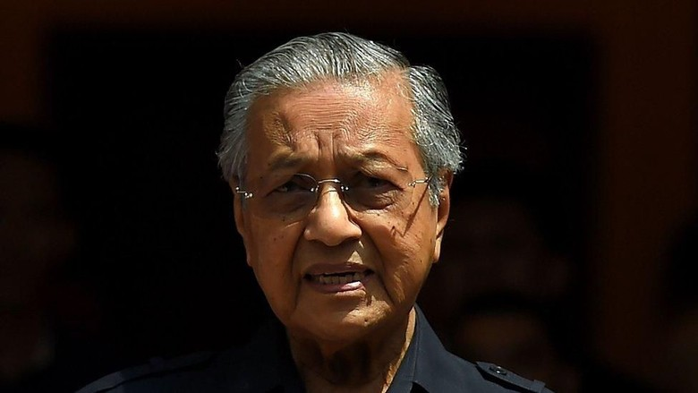 Mahathir Mohamad Foto: BBC World