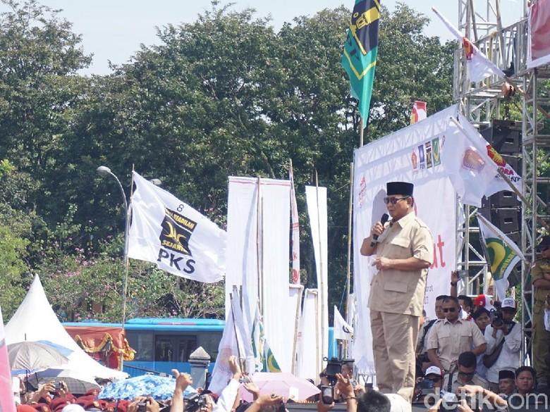 Prabowo : Jawa Barat Penentu Presiden Baru Pada 2019