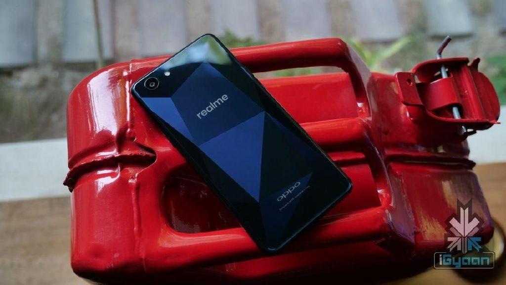 Awalnya sempat dikira sama dengan Oppo A3, ternyata berbeda. Foto: igyaan