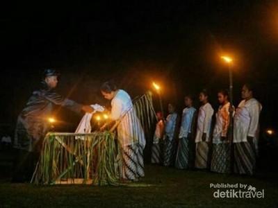 Mengenal Ritual Rora Ake Dango di Tidore