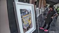 Acara yang dipelopori oleh Jaringan Aksi Keselamatan Jalan (Jarak Aman) bekerjasama dengan Honda dan Kemenhub itu bertujuan memberikan pelatihan tentang tata cara yang aman dalam berkendara bermotor serta mengkampanyekan tentang keselamatan mudik pada Lebaran 2018.