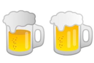 Ini Dia Emoji Segelas Bir yang Baru Saja Direvisi Google