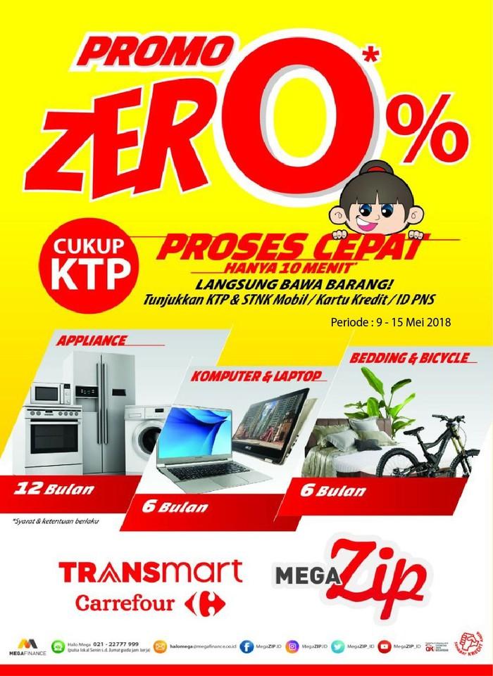 Jelang Ramadan Promo Barang Elektronik Ramaikan Transmart Carrefour
