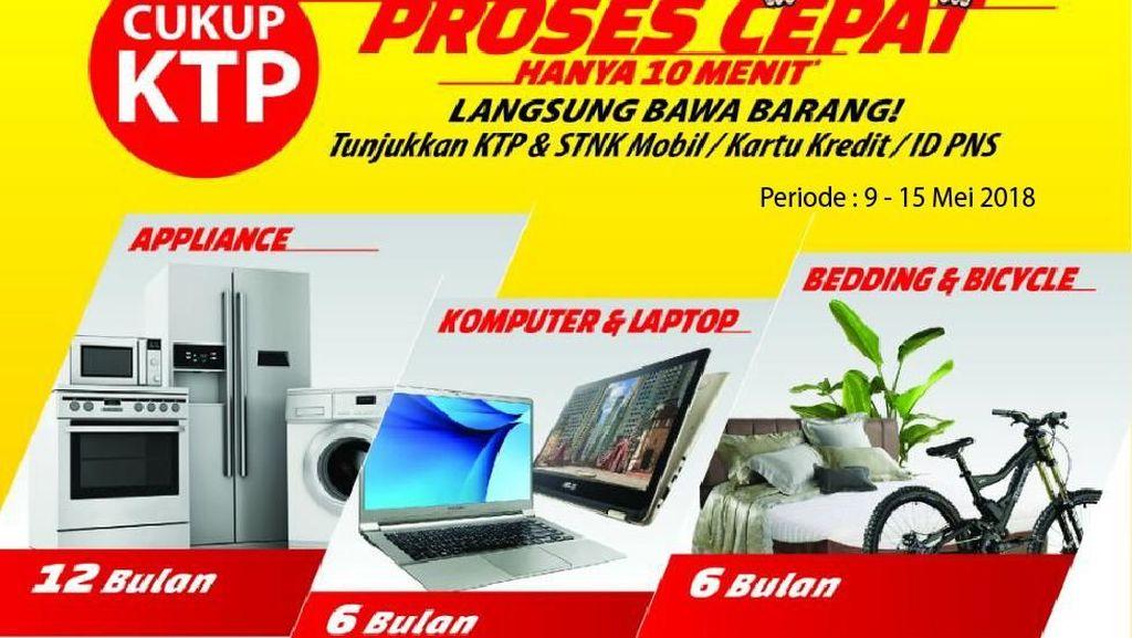 Jelang Ramadan, Promo Barang Elektronik Ramaikan Transmart Carrefour