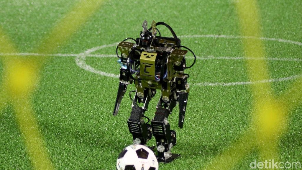 RI Mau Kembangkan Industri Berbasis Robot, Ada 5 Syaratnya