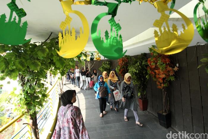 Ilustrasi sambut Ramadan. Foto: Lamhot Aritonang/detikcom