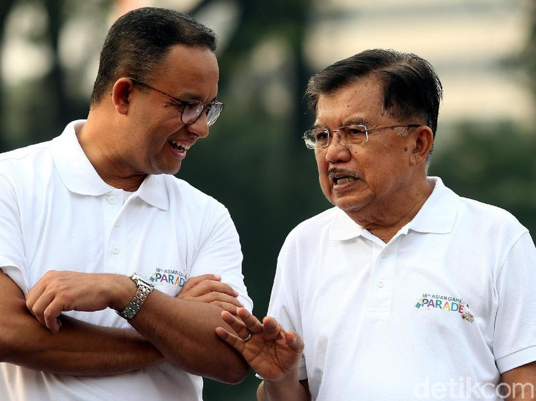 PPP: Tak Mengejutkan JK Luntang-lantung Sama Anies