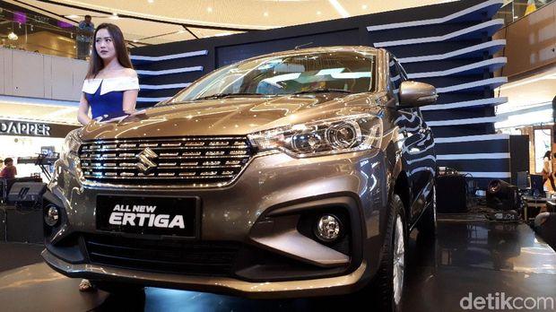 Suzuki Ertiga dirilis di Surabaya