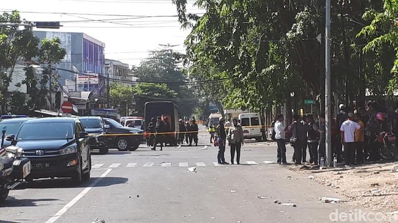 Dosennya Sebut Bom Surabaya Pengalihan Isu, Ini Respons Rektor USU