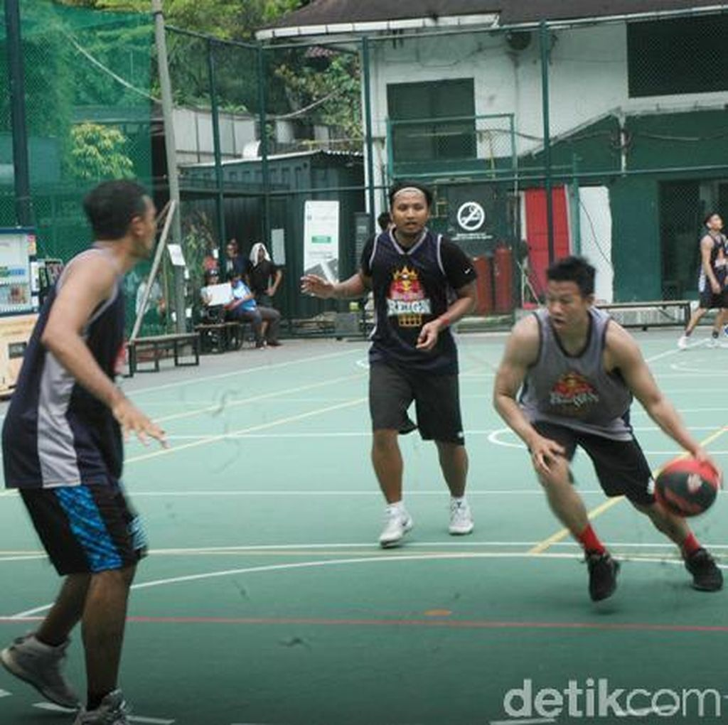 GSBC 1 Wakili Indonesia di Turnamen Basket di AS