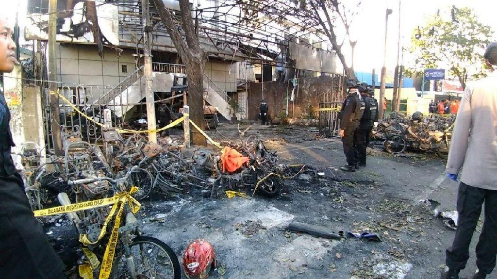 Mengenang Satu Tahun Tragedi Bom Surabaya