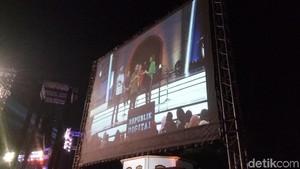 Di Mata Najwa on Stage, Ganjar-Sudirman Ajak Bijak Bermedsos