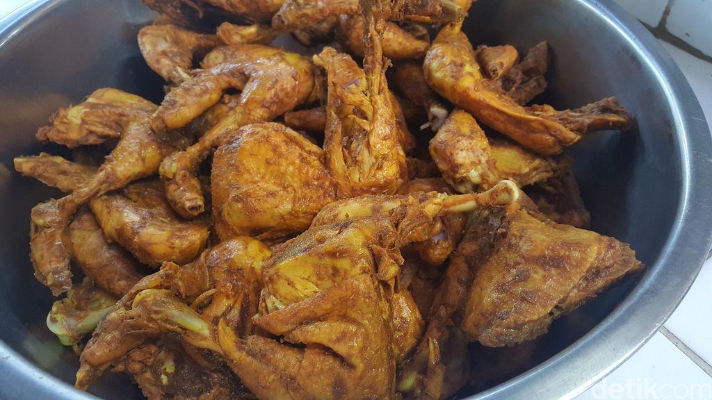 ayam ungkep untuk stok ramadan