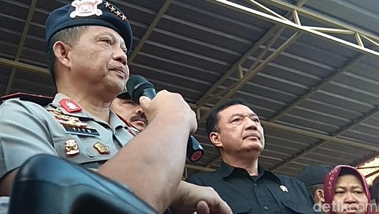 Kapolri: Dita Pengebom Gereja Surabaya Ketua JAD di Surabaya