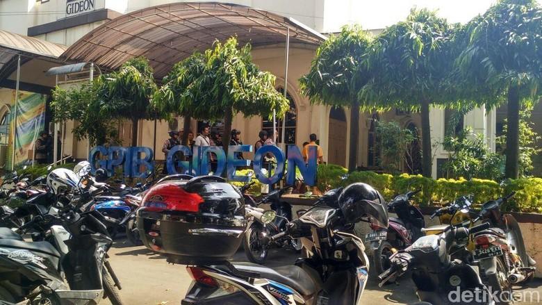 3 Orang Sempat Diamankan dari Gereja Dekat Mako Brimob