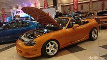 Kerennya Mazda MX-5 Miata NB, Hanya Ada 10 di Indonesia