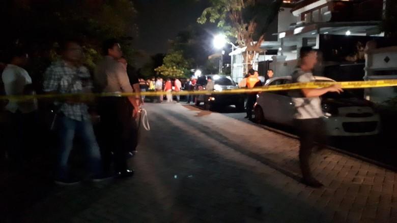 Polisi Temukan 3 Bom High Explosive di Rumah Pengebom Gereja Surabaya