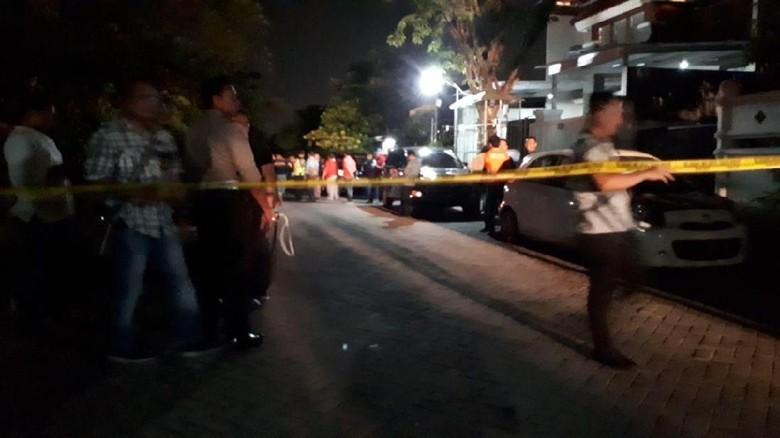 Bom di Kontrakan Pengebom Gereja Surabaya Diledakkan
