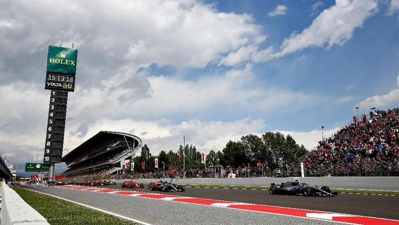 Hasil Balapan GP Spanyol