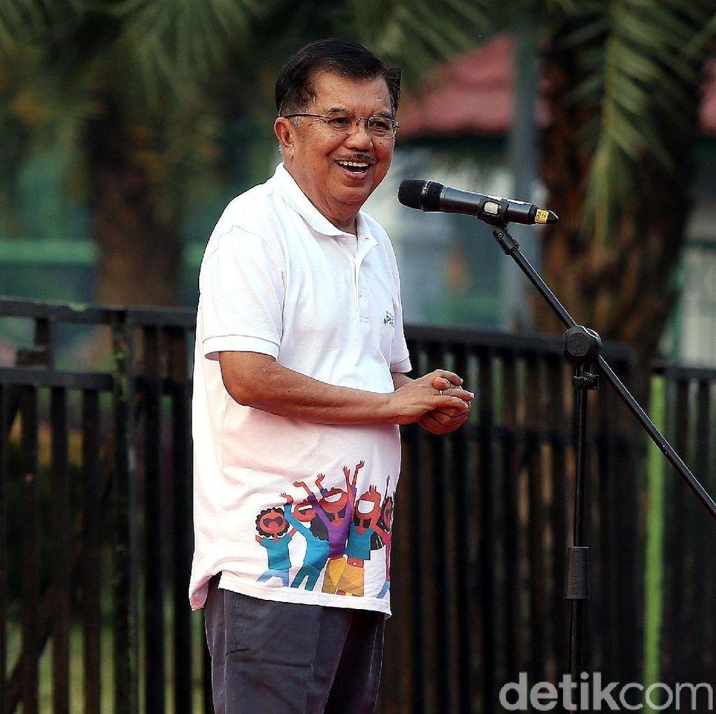 JK Tak Sangkal Aksi Teror Bisa Berefek ke Asian Games