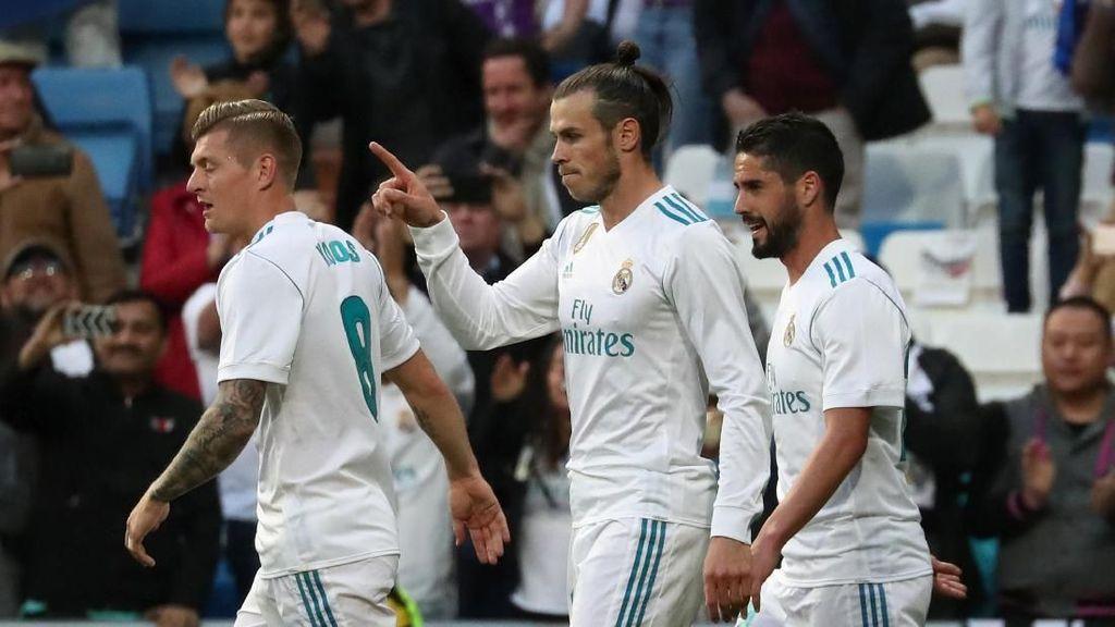 Mohamed Salah Takkan Bikin Real Madrid Jadi Lebih Baik