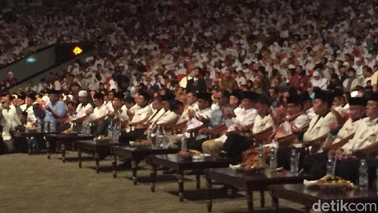 Prabowo hingga Anies Hadiri Milad PKS di Sentul