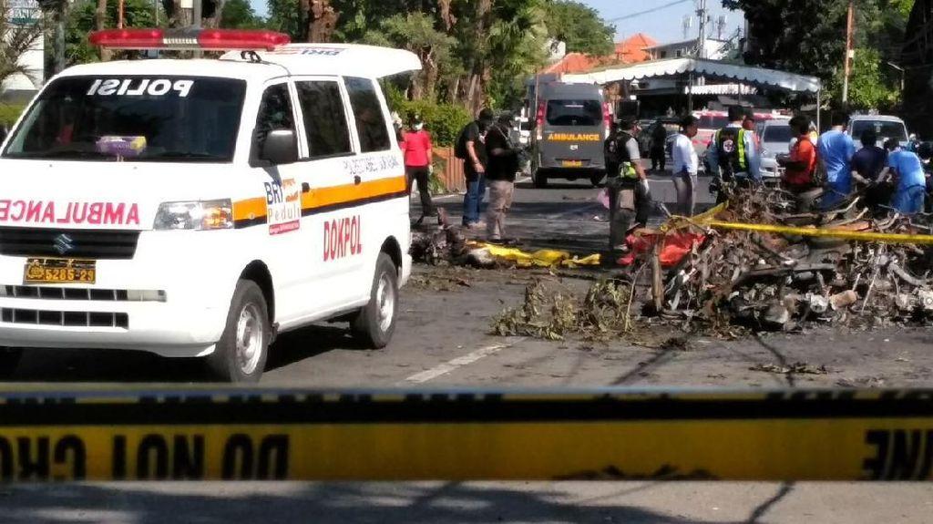 Muhammadiyah: Bom Bunuh Diri Bukanlah Jihad!