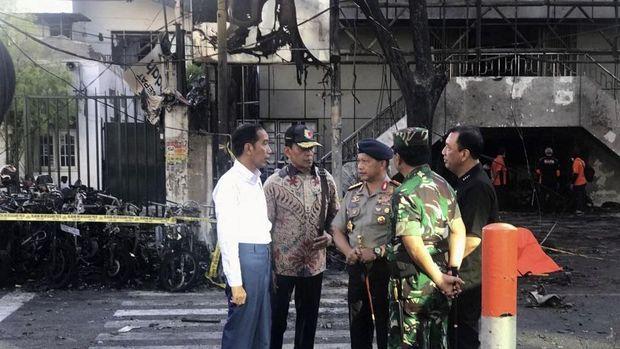 Peran Janda Dibalik Teror Bom Surabaya