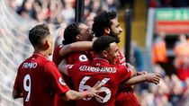 Hantam Brighton 4-0, Liverpool Finis Empat Besar