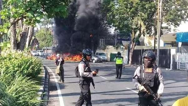 Tiga Jenazah Bomber di Surabaya Belum Dimakamkan, Ini Alasannya