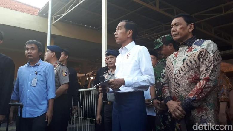 Jokowi: Jika Juni DPR Tak Sahkan RUU Terorisme, Saya Keluarkan Perppu