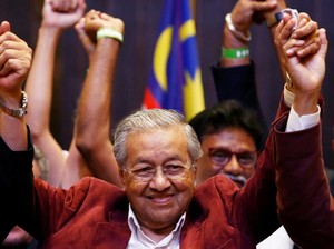 Produser Bollywood Akan Bikin Film Soal Mahathir Mohamad